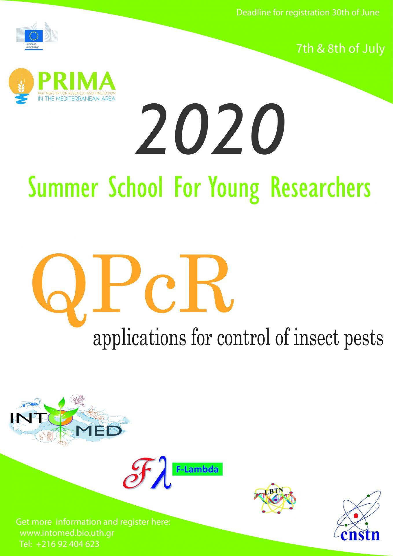 Τraining school organized by our INTOMED partner in Tunisia